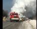 «Газ в машине может взорваться». На трассе под Нижним Тагилом загорелся автомобиль