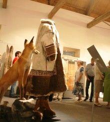 Открытие выставки «Манси»