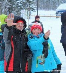 Открытие XIV горнолыжного сезона на горе Белой