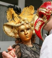 Танцевальная вечеринка «Карнавальная ночь»