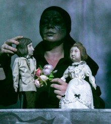 Спектакль «Ревизор» в Нижнетагильском театре кукол (фотоотчёт)