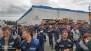 В Беларуси рабочие БелАЗа объявили забастовку из-за итогов президентских выборов (ВИДЕО)