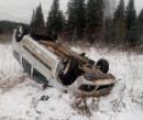 Водитель из Нижнего Тагила серьёзно пострадал в ДТП на пермской трассе