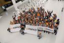 Объединённая команда предприятий ЕВРАЗа участвует в чемпионате WorldSkills Hi-Tech