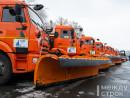 Дорожники Нижнего Тагила подготовили к борьбе со снегом десятки единиц техники и пять видов противогололёдных материалов