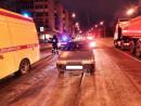 На пешеходном переходе в Нижнем Тагиле сбили женщину (ВИДЕО)