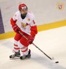 Воспитанник ХК «Спутник» из Нижнего Тагила вошёл в состав сборной России на молодёжный чемпионат мира по хоккею