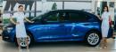 В Европа Авто Тагил прошёл уникальный тест-драйв абсолютно новой SKODA OCTAVIA!