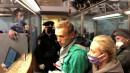«ОВД-Инфо» сообщило о задержании в связи с возвращением Навального 69 человек