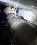 Спасатели Нижнего Тагила вытащили мужчину, застрявшего в теплотрассе