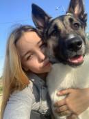 В Нижнем Тагиле 14-летняя школьница спасла тонущую в пруду бездомную собаку