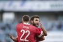 Россия обыграла Словению в отборочном матче чемпионата мира по футболу (ВИДЕО)