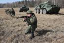 Под Нижним Тагилом ракетные войска отбили нападение диверсантов