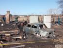 Потерявшая в пожаре пятерых детей свердловчанка поговорила с журналистами