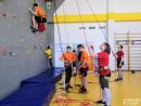 После скандального высказывания в мэрии Нижнего Тагила о «непопулярном» скалолазании в городе появился современный скалодром