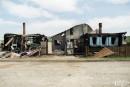 Стали известны подробности крупного пожара в Черноисточинске