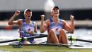 Россиянки выиграли первую за 17 лет олимпийскую медаль в академической гребле