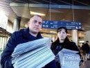 Общественники Нижнего Тагила привезли Владимиру Путину 17 тысяч подписей против мусорной реформы