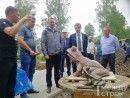 Историческая реконструкция Пионерского сквера в Нижнем Тагиле выполнена на 60%