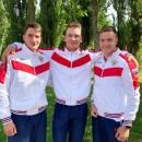 Тагильчанин принёс бронзу сборной России по гребному слалому на чемпионате мира