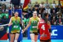 «Уралочка-НТМК» начала новый чемпионат с победы в Нижнем Тагиле над «Минчанкой»