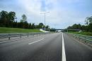 ГИБДД поддерживает увеличение лимита скорости на платных трассах до 130 км/час