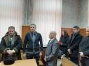 Суд оштрафовал на 20 тысяч рублей пенсионера, ударившего полицейского плакатом во время протестов в сквере у Драмтеатра