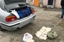 В Свердловской областиФСБ задержала машину с 10 кг наркотиков в багажнике