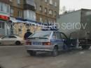 В Нижнем Тагиле автомобиль Росгвардии попал в аварию