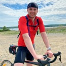 Руководитель центра «Мой бизнес» в Нижнем Тагиле проехал на велосипеде больше сотни километров в рамках спортивного марафона «Бежим на Висимский пикник»