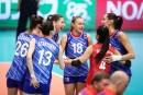 Двух волейболисток из «Уралочки-НТМК» вызвали в сборную России