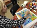 Психологи и художники Нижнего Тагила учат родителей особых детей заботиться о себе и мечтать